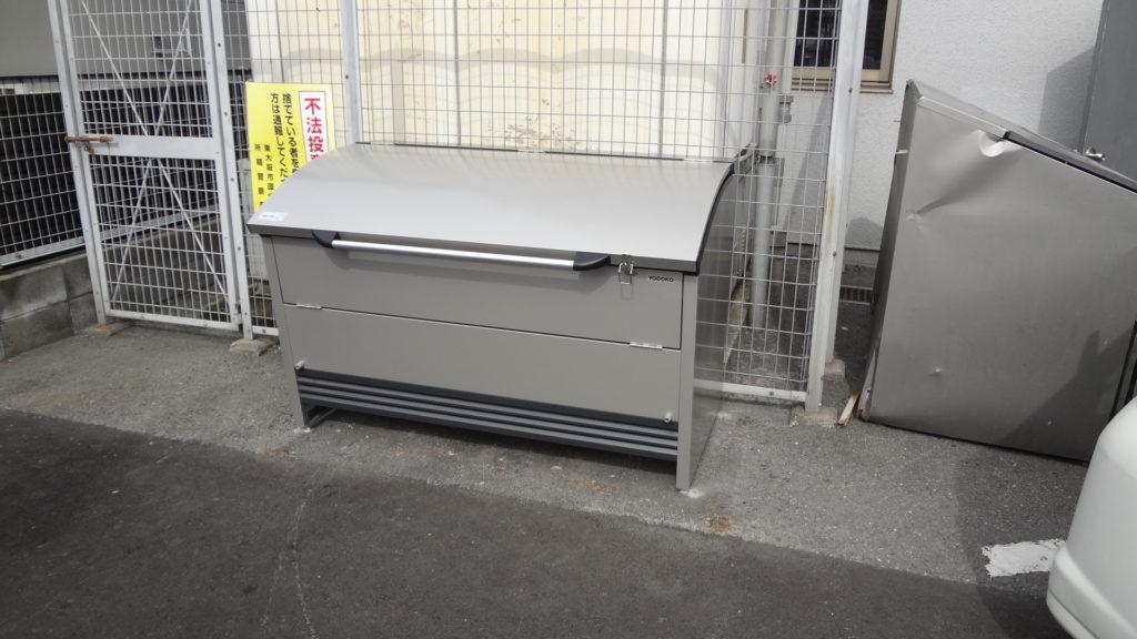 長田ビルゴミ箱
